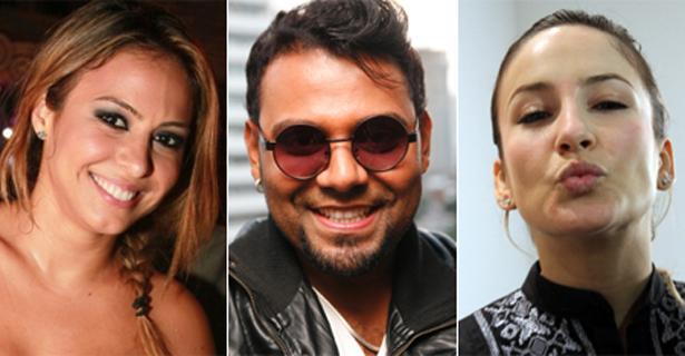 Claudia Leitte e Alinne Rosa são confirmadas na gravação do DVD de Pablo