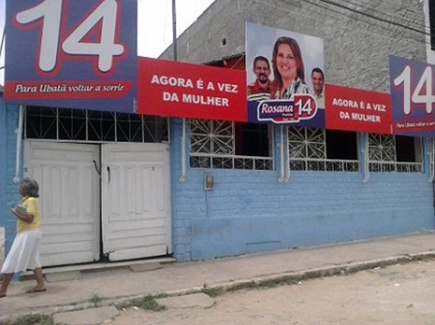 Ubatã: Comitê de candidata estava roubando energia de igreja