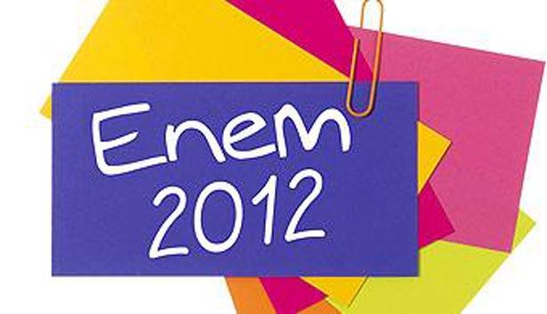 Cartões com os locais de prova do Enem 2012 já estão disponíveis na internet e serão enviados para as casas dos candidatos.