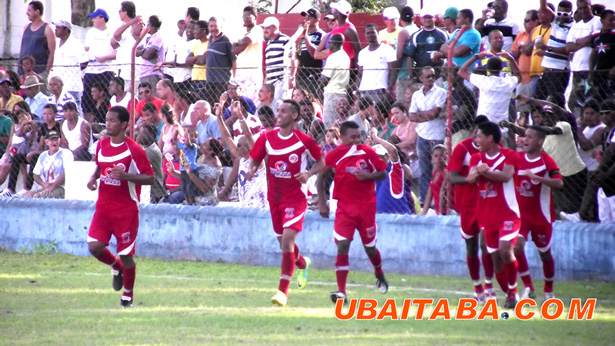 SELEÇÃO DE UBAITABA enfrenta a seleção de BIRITINGA neste próximo domingo em jogo decisivo