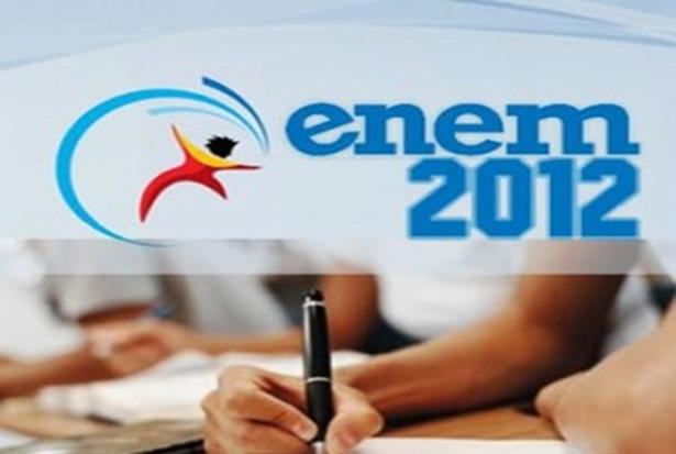 MEC divulga gabarito oficial do Enem 2012