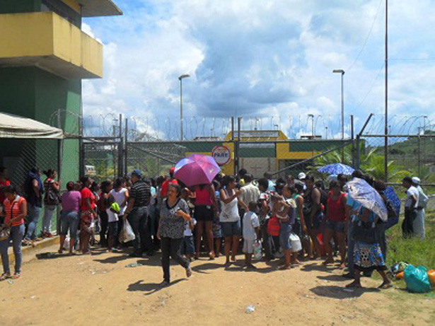 Rebelião no presídio de Itabuna deixa dois mortos