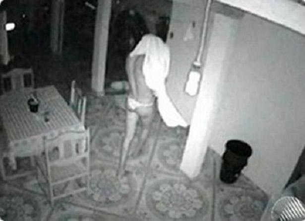 Pedreiro é preso por furto de calcinhas no interior do estado