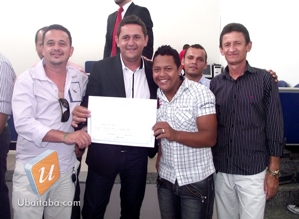 Ubaitaba: Prefeito Bêda e Vereadores eleitos também foram diplomados hoje (17)
