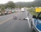 Camamu: Ônibus atropela e mata homem na BR-101 próximo a Travessão
