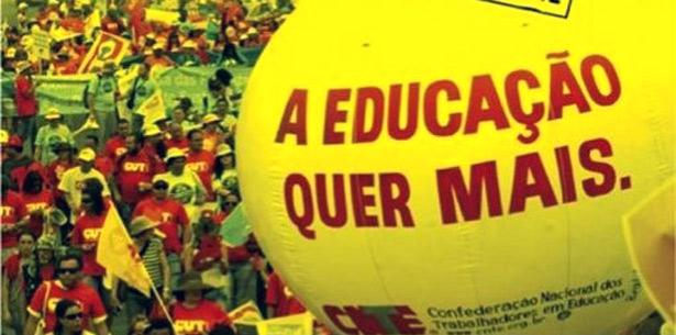 Professores da rede municipal e estadual agendam paralisação nacional para a próxima semana