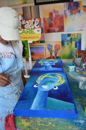 Itacaré: Projeto Arte do Lixo ganha exposição no município.