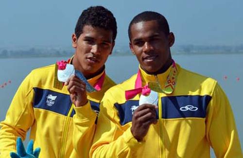 Ubatã: Ubatense Erlon Souza fatura Ouro no Sul Americano de Canoagem