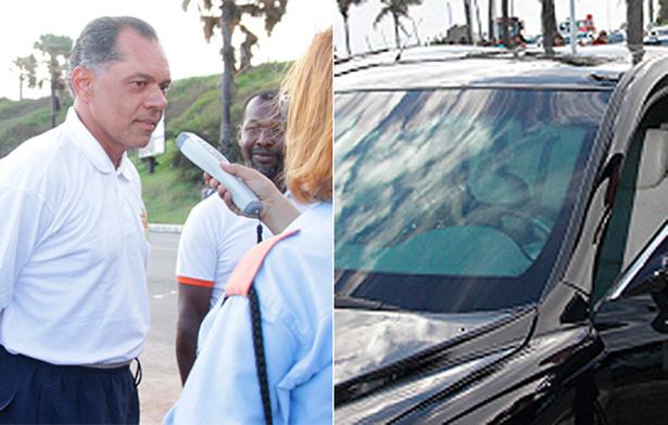 Ex-prefeito de Salvador sofre acidente de carro e é hospitalizado
