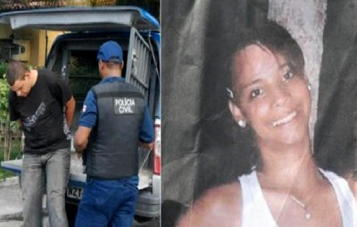 Ubatã: Assassino de namorada é preso durante reconstituição do crime