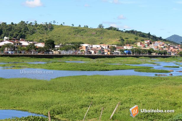 Ubaitaba: O Rio de Contas está tomado por baronesas