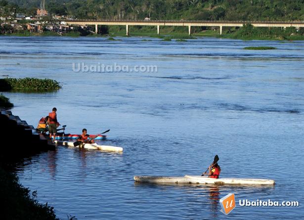 Ubaitaba e Aurelino Leal: O Rio das Contas está tomado por baronesas