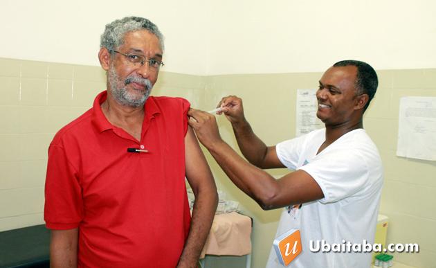 Ubaitaba: Vacinação contra a gripe é prorrogada