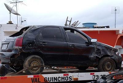 Jovem fica ferido em acidente na zona rural de Ipiaú