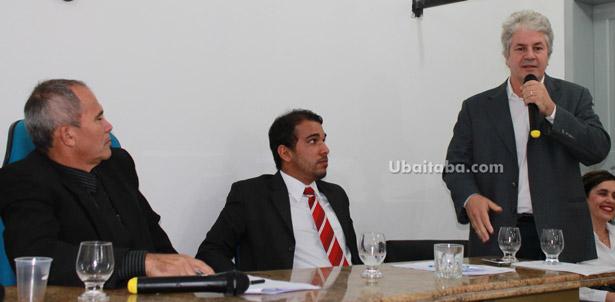 Ubaitaba: Câmara decidirá hoje (28) se o prefeito Bêda se afastará ou não por 60 dias