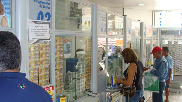 Ibirataia: Casa Lotérica foi assaltada