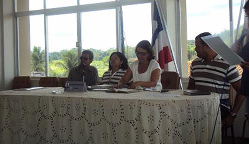 Barra do Rocha realiza audiência pública para a elaboração da LDO 2013