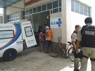 Ipiaú: Homem morre após trocar tiros com a polícia