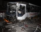 Itamaraju: Uma pessoa morre e mais de 40 ficam feridas em acidente de ônibus