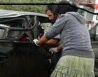 Itapebi: Desembargador e mulher sofrem acidente na BR-101