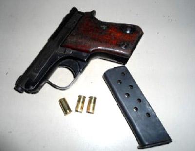 Aurelino Leal: PM prende cigano acusado de atirar contra dono de bar