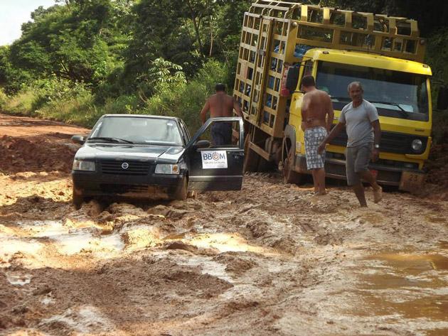 Maraú: Fortes chuvas deixam o município Ilhado.