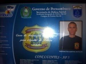Mais um policial comete suicídio em Feira de Santana