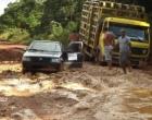 Maraú: Chove desde a madrugada e já há pontos de atolamento na BR 030