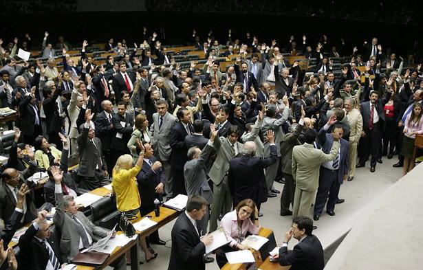 Câmara de vereadores de Salvador