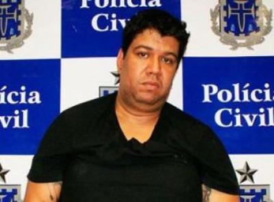 Polícia prende estelionatário que se passava por empresário do Axé Music