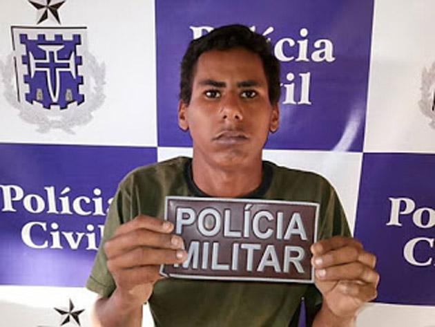Guanambi: Assaltante esconde quase mil reais no ânus