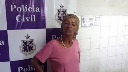 Ipiaú: Mulher rouba criança de 2 anos e é presa em flagrante