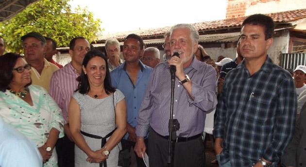 Maraú: Governador promete que asfalto da BA 030 sai até março.