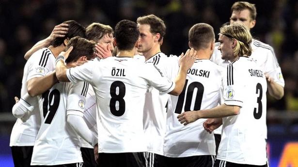 Seleção da Alemanha ficará na região de porto Seguro por 45 dias. (Foto: EFE)