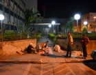 Conquista: Para garantir atendimento no Fórum, muita gente tem que dormir em fila