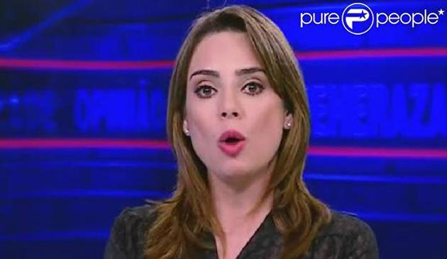 Rachel Sheherazade e o SBT poderão responder na Justiça por apologia ao crime