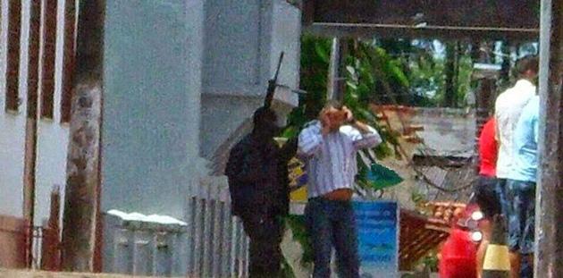 Ibicarai: Quadrilha assaltam Banco do Brasil e a Caixa no mesmo dia