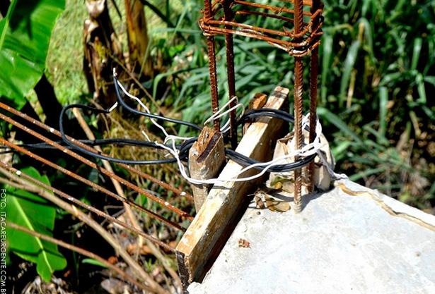 Itacaré: Jovem morre eletrocutado após tentar fazer uma ligação clandestina