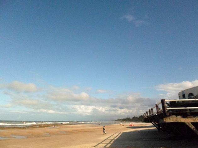 Ilhéus: Quatro praias estão impróprias para banho