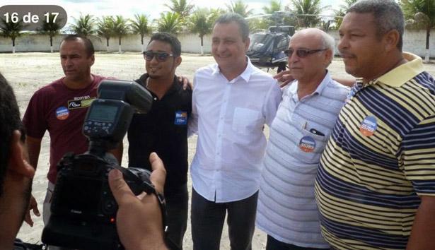 Rui Costa: BA-654 já é uma prioridade e terá continuidade até Ubaitaba.