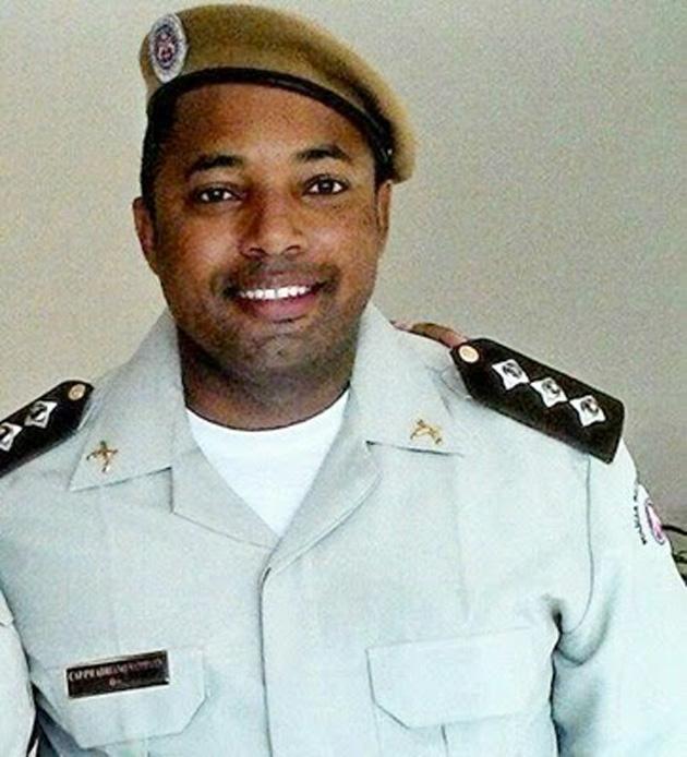 Capitão da Polícia Rodoviária Estadual morre em acidente na BR-420