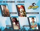 Saiba aonde comprar ingressos para os Shows do Surf Eco Festival de Itacaré. Garanta logo o seu!