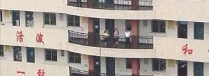 Chinês invade escola, mata 3 crianças e fere mais 5 antes de se jogar do prédio