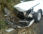 Ubaitaba: Motorista perde o controle na Curva do Padre e bate em barranco