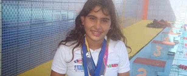 Isabelly vence etapa do baiano e se mantém em 1º no ranking