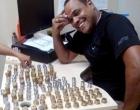 Mulher paga fiança de R$ 724 em moedas após ser presa em Boa Vista