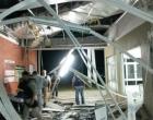 Bandidos invadem Mirabela, rendem funcionários e explodem caixas eletrônicos