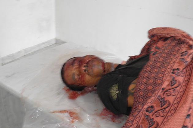 Mais um homicídio em Aurelino Leal; homem quase teve pescoço decepado