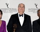 Roberto Irineu Marinho recebe Emmy Internacional em Nova York