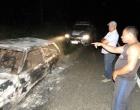 Vereador de Jaguaquara tem carro incendiado em estrada